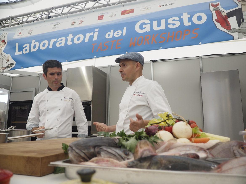 Slow Fish, il pesce buono e sostenibile torna protagonista a Genova