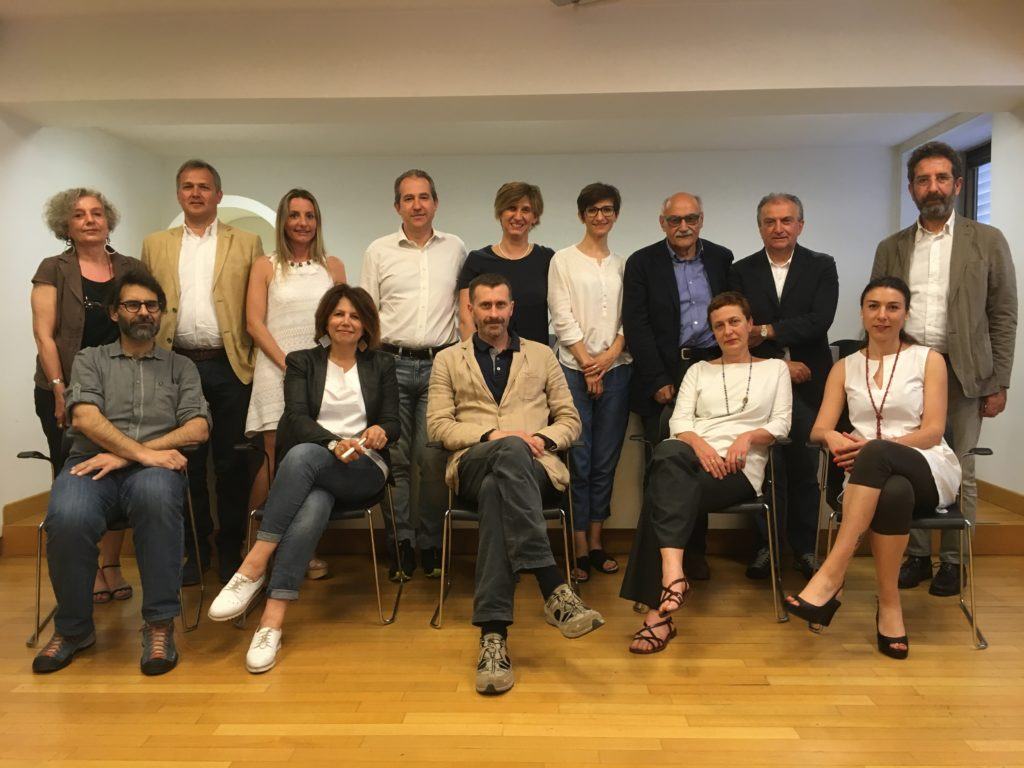 Architetti, il Consiglio dell'Ordine 2017-2021