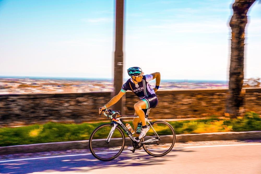 Giro d'Italia in terra bergamasca, ecco la foto più bella