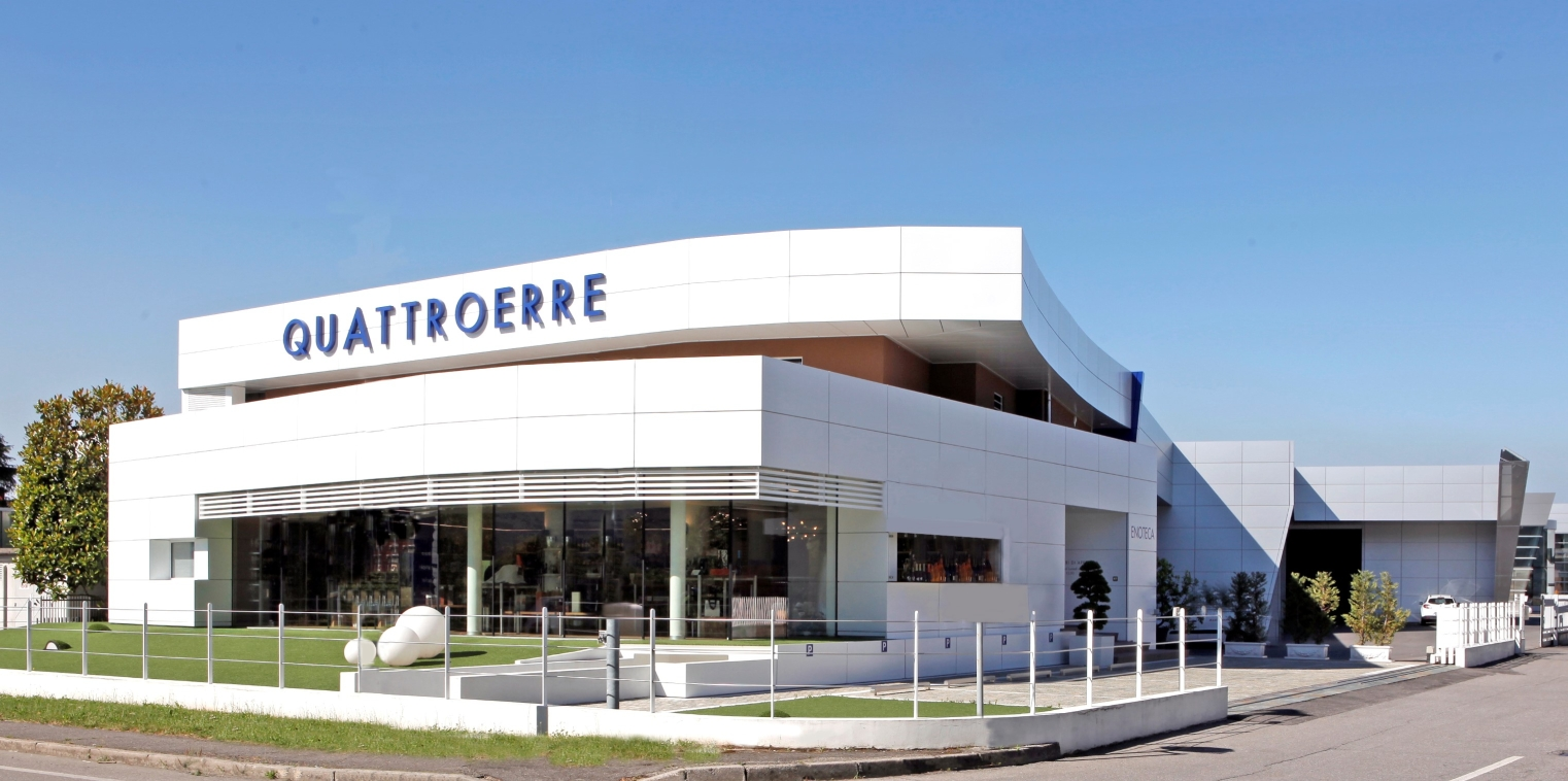 Martinelli Group Confezioni Srl.Quattoerre Group Sempre Piu Internazionale E Anche Il Look