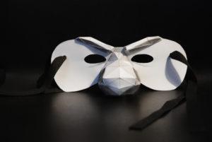 La maschera di Giacomo Quarenghi, Accademia di belle arti G. Carrara