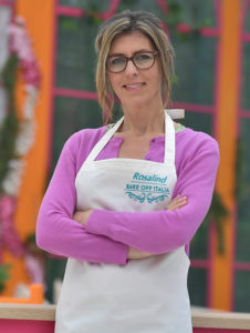 Rosalind - bake off