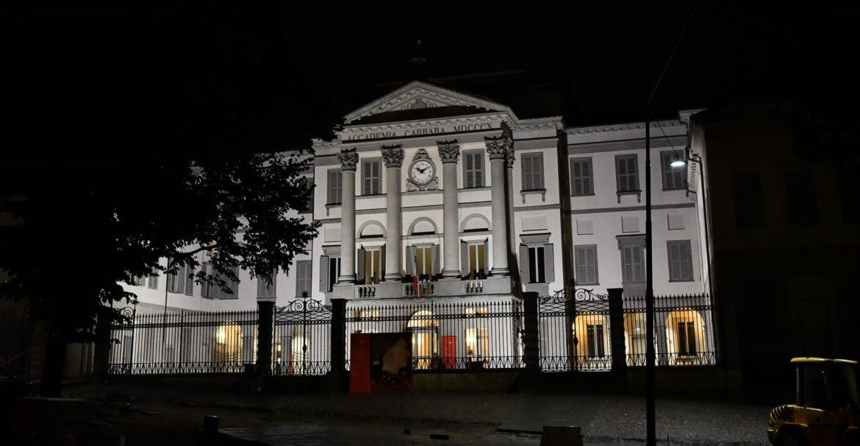 Accademia Carrara, tra spettacolo e opere d'arte anche le bontà dei salumieri Ascom