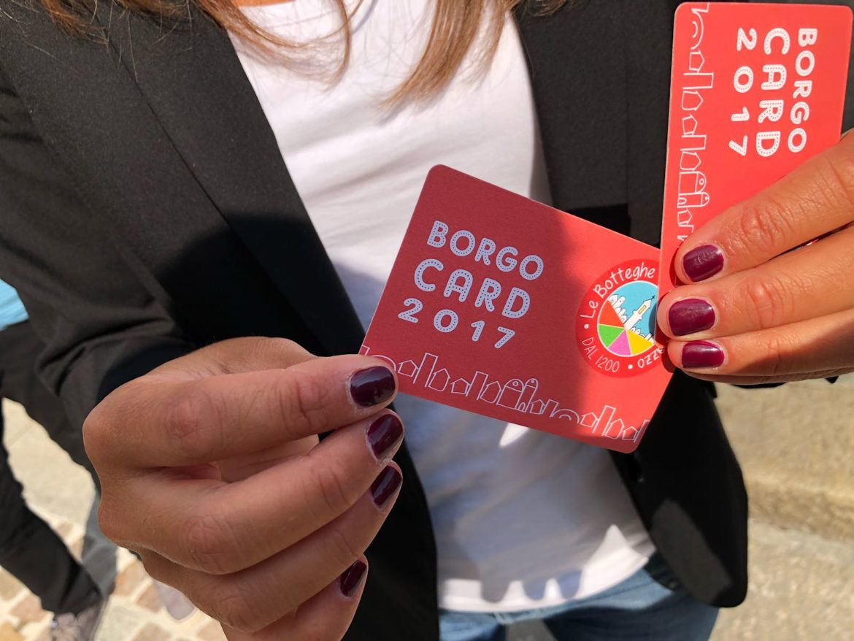 Borgo Palazzo: finita la festa, resta la card