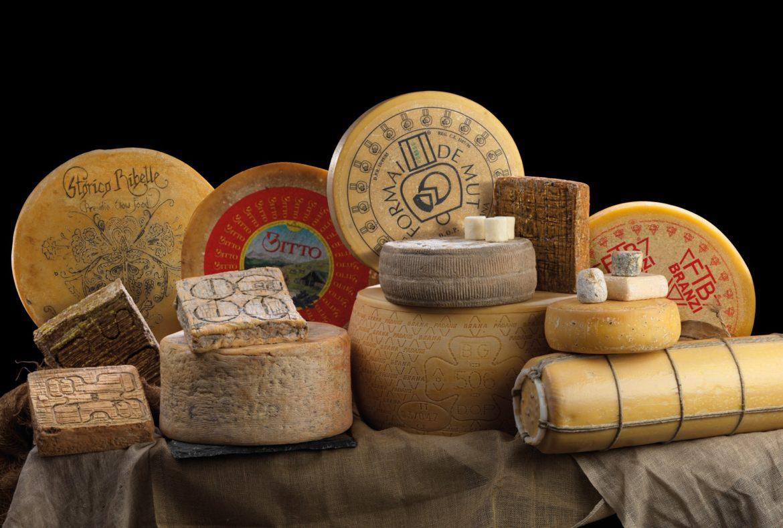 I formaggi del mondo si danno appuntamento a Bergamo