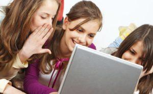 bambine internet computer web