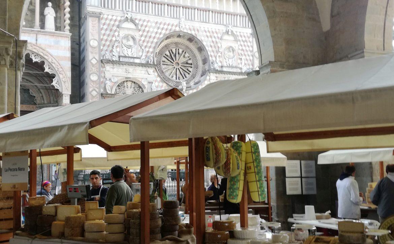 Bergamo, fine settima da capitale dei formaggi
