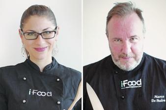 lina d'ambrosio – marco de padova Food Blogger