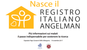 registro italiano angelman