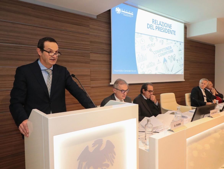 Assemblea generale di Ascom: competenze e formazione essenziali per lo sviluppo