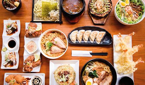 All'Accademia del Gusto al via un corso di cucina giapponese