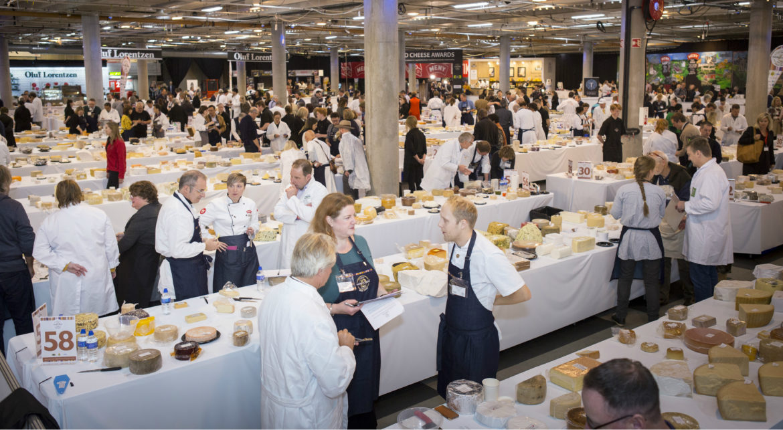 Forme, aperte le iscrizioni ai World Cheese Awards