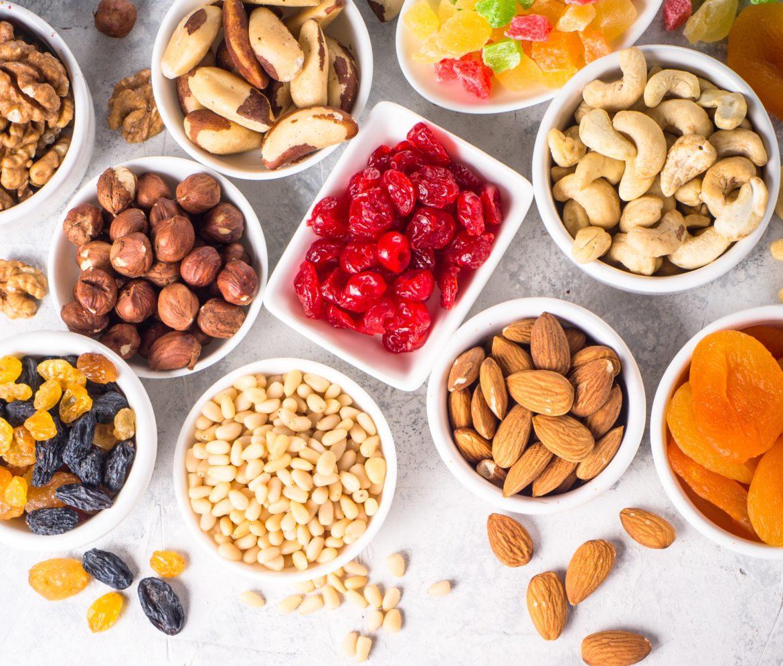 Frutta secca per dimagrire? Si può