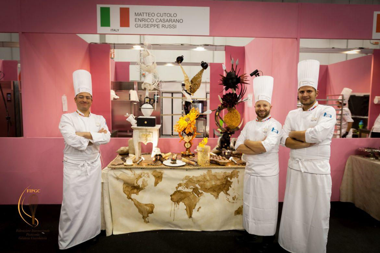Campionati mondiali di pasticceria: a Milano l'evento più dolce dell'anno