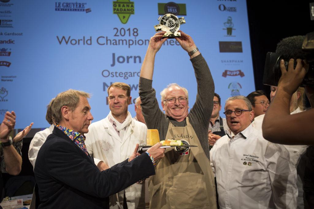 World cheese award
