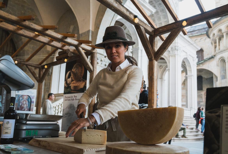 Forme al via, con Ascom ottobre è il mese del formaggio