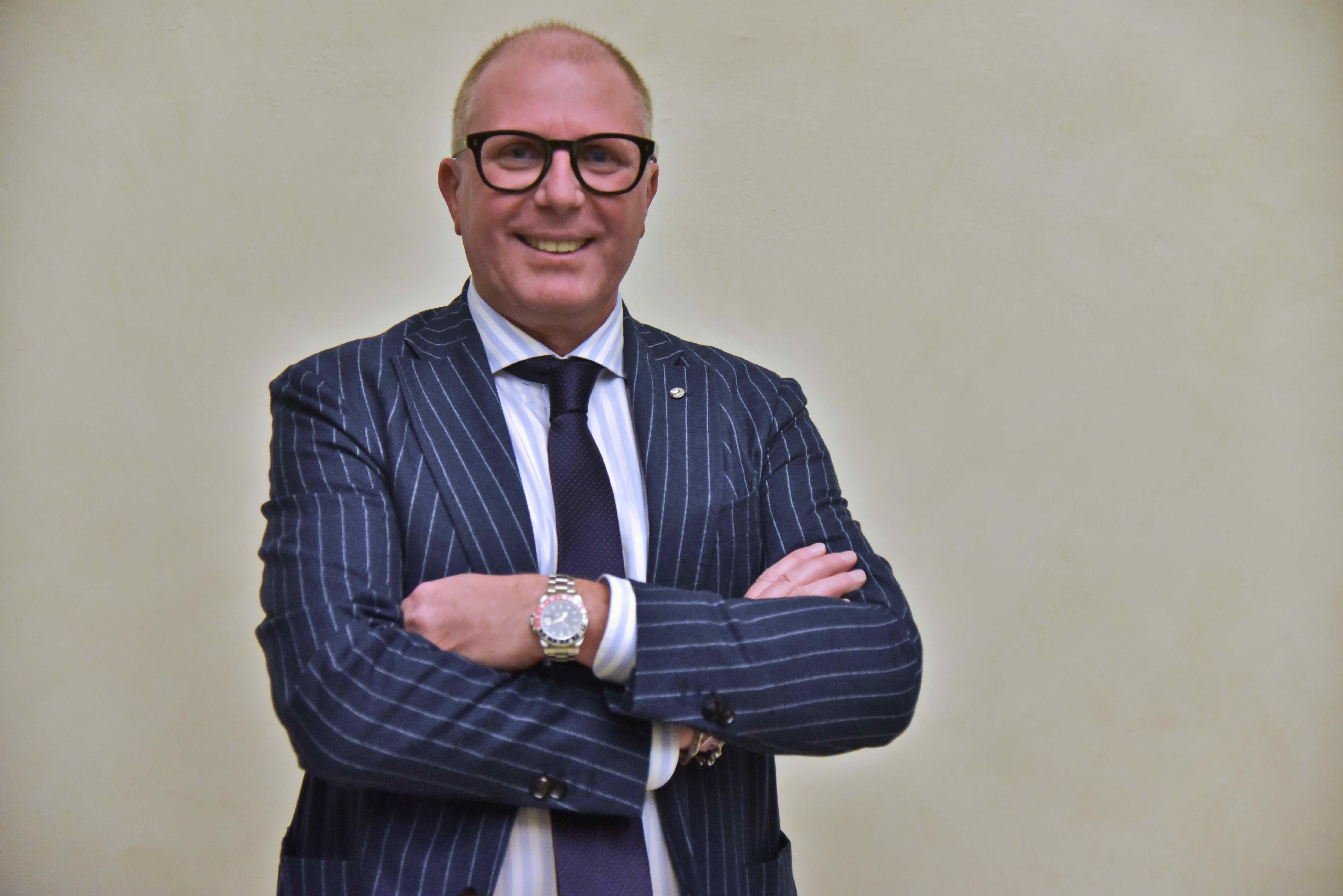 Oscar Caironi, presidente Fimaa Bergamo e coordinatore Fimaa Lombardia