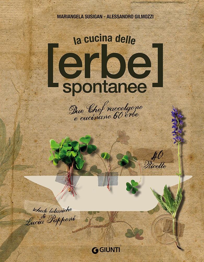 Libri. Le erbe spontanee di montagna in cucina