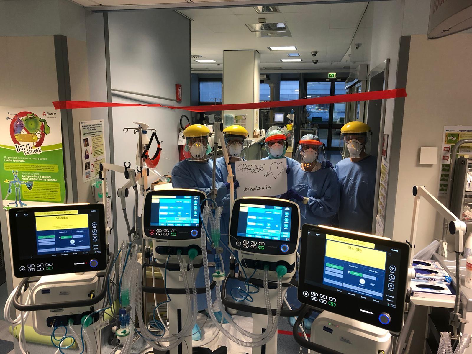 Foto medici e ventilatori (1)