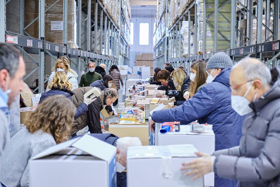 Rotary Food Box, il progetto  di solidarietà continua a crescere