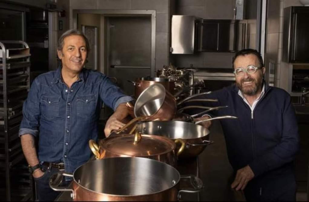 """Solidarietà tra chef: La Mantia  """"ospite"""" del bergamasco Morelli"""