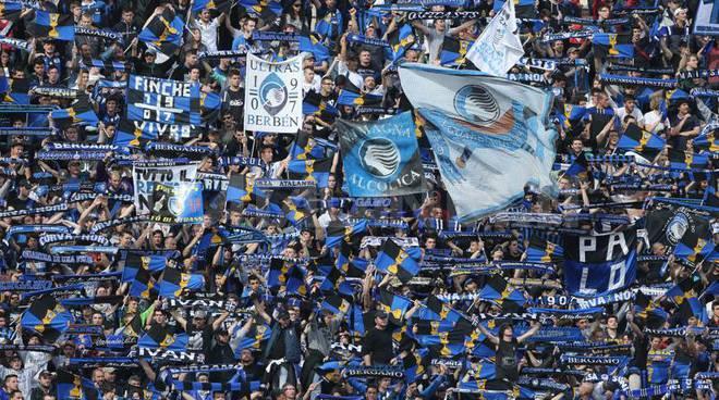 I tifosi fuori dallo stadio? Con il calcio e con l'Atalanta non hanno nulla a che fare