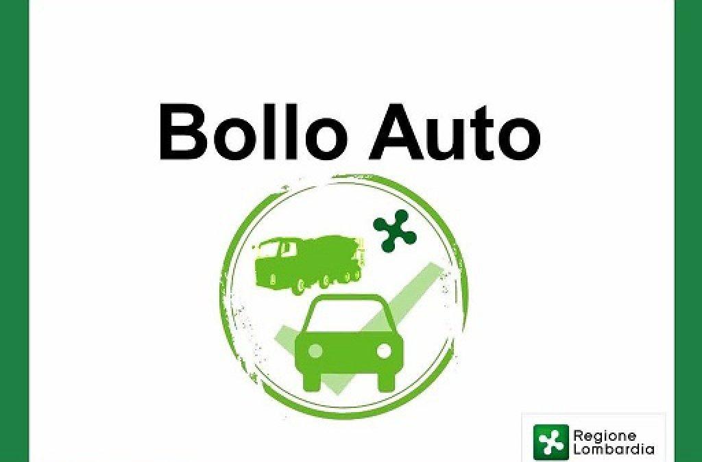 Sospensione bollo auto, Fnaarc suona la sveglia alla Lombardia