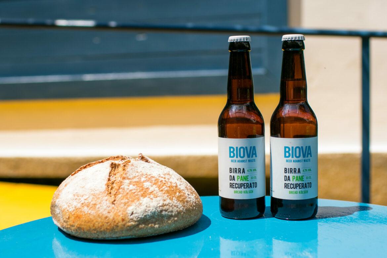 Nasce Biova Bergamo, la birra artigianale ottenuta dal surplus di pane dei panificatori Aspan