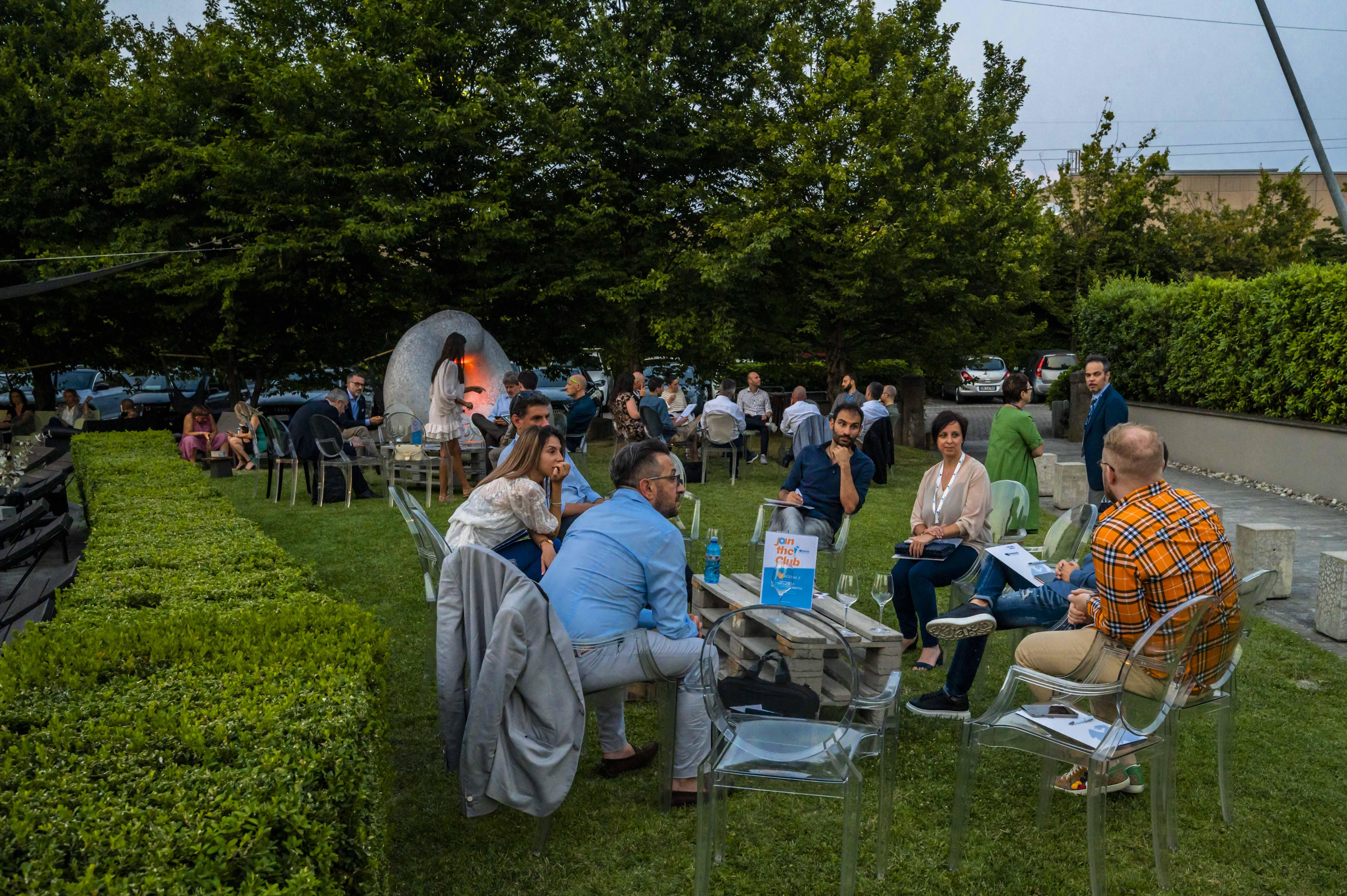 """""""Join the Club"""": oltre 100 iscritti all'evento di business networking del Gruppo Libere Professioni"""
