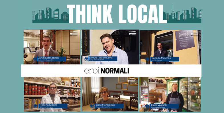 """Il 23 ottobre scatta il primo """"Think Local Day"""": gli esercizi di vicinato protagonisti della vita di quartiere"""